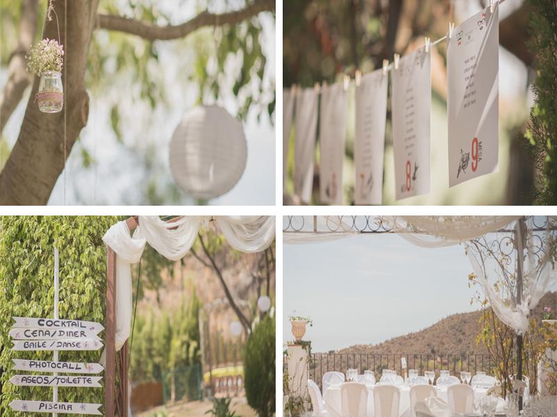 fotografía natural de boda en malaga