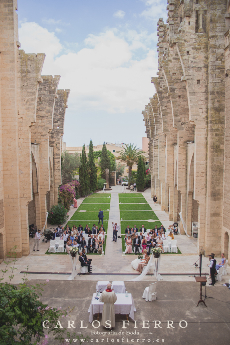 fotoperiodismo de boda mallorca