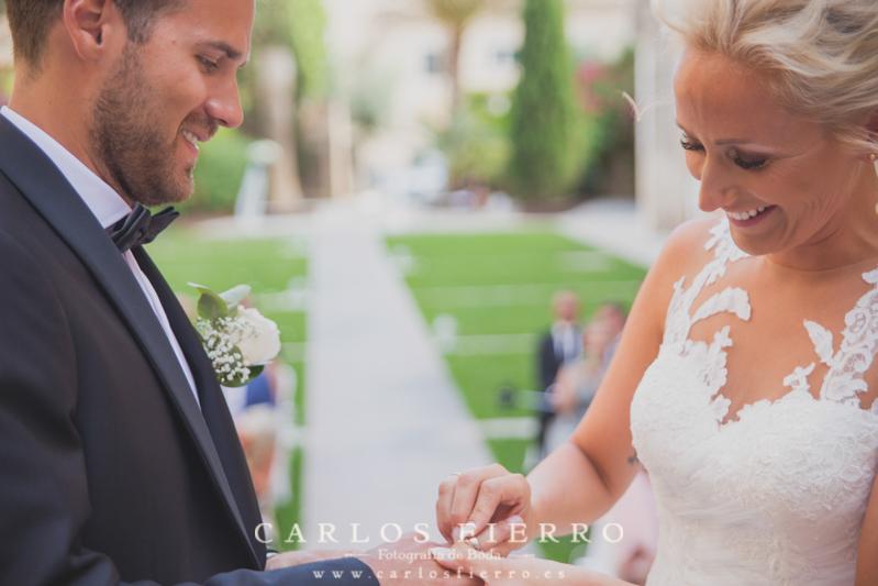 fotoperiodismo de boda malaga