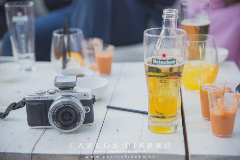 fotografo de boda natural